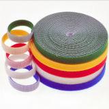 Gancho de leva suave y cinta auta-adhesivo del bucle