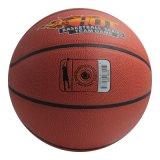 Buena baloncesto laminado del tacto sensación