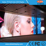 P3 Innenflexibler Bildschirm LED der miete-HD für Stadiums-Hintergrund, Konferenz, Ereignisse (SMD2121 schwarzes LED Panel)