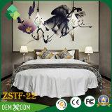 나무 (ZSTF-22)에 있는 호텔 가구의 파이브 스타 침실 세트