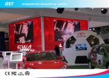 500X1000mm P2.98 Ultral HD het Binnen LEIDENE van de Huur Scherm van de Vertoning