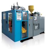 Machine de moulage de coup automatique d'extrusion