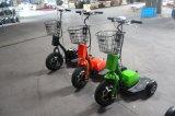 Draagbare Compacte Mobiliteit 3 Leurder van de Knie van de Autoped van de Reis van Wielen de Elektrische Vouwbare Gemakkelijke Dragende