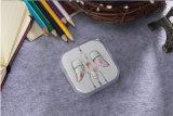Fone de ouvido para o iPhone 6/6 mais 5 /5s com controle de volume & auscultadores do Mic (XSEJ-023)