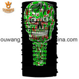 Diseñar su propia bufanda multi del poliester del cráneo del color