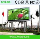 Écran visuel d'Afficheur LED polychrome de la publicité extérieure (SMD P6/P8/; IMMERSION P10, P16)