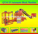 Blocchetto di Qtj4-26c Holow/pavimentare la macchina del mattone con il sistema d'alimentazione del pallet fatto in Cina