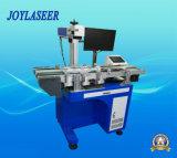 Надежная автоматическая поточная линия UV машина представления маркировки лазера