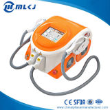 Laser de Elight Shr/Shr de la máquina del retiro del pelo de la E-Luz IPL Shr del sistema dual del Ce