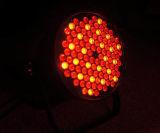 108 la PARITÀ ad alto rendimento di X3w Rgbwy 5 in-1 LED inscatola la strumentazione di illuminazione chiara di DMX