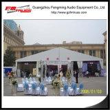 カスタマイズされる屋外の結婚披露宴のテントの使用法のサイズ