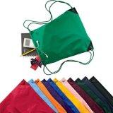 Sac en nylon de retrait fait sur commande, sacs en nylon pour la promotion