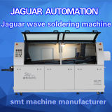 Bleifreie doppelte Welle, die Machine/SMT Wellen-weichlötende Maschine weichlötet