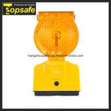 Het zonne Licht van de Waarschuwing met Intrekbare Batterij (s-1317)
