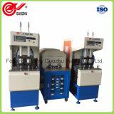 Máquina de sopro do frasco semiautomático do animal de estimação de 4 cavidades