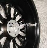高品質車はアルミ合金の車輪を分ける