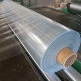 Película transparente del PVC del claro normal