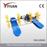 Nuevo aerador de la rueda de paleta de la eficacia alta 1.5kw del diseño de Yhg-2004s