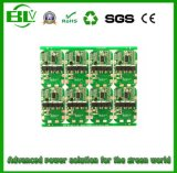 PCBA PCM voor 6s 25V 20A het Li-Ionen Li-Polymeer Pak van de Batterij voor PCB van de Straatlantaarn van Apparaten UPS Zonne
