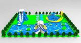 De algemene Dia van het Water van de Regeling van het Ontwerp Reuze Opblaasbare voor Pretpark (hl-312)