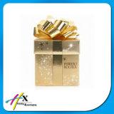 Hecho a mano al por mayor fantasía aceptar caja de regalo de papel de chocolate personalizado caramelo