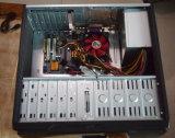 Da montagem/jogo com computador de secretária DJ-C006 inteiramente o teste e o funcionamento
