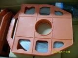 roestvrij staal 304 316 die Van uitstekende kwaliteit Band met Gesp vastbinden