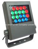 Quadratisches im Freiengarten-Licht des LED-Flut-Licht-36W RGB LED