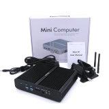Двойной компьютер I7-4500u низкой мощности PC Nic Fanless миниый с RAM 4G и SSD 128g