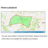 Web-basiert Istzeit GPS, die Software ohne Bearbeitungskosten aufspürt