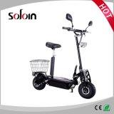 2 bici eléctrica plegable de la vespa del balance de la rueda 36V (SZE500S-4)