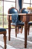 Nuove Tabella pranzante di stile di paese e presidenza di legno americane (AD311)