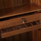 Дрессер Armoire шкафа шкафа спальни деревянный (GSP9-007)