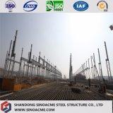 빠른 임명 질에 의하여 보장되는 무거운 강철 구조물 건물