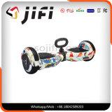 Ausgebreiteter Mehrfarbenzwei Räder E-Roller