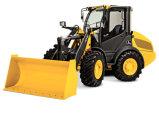 1 - 7 톤 바퀴 로더 무거운 장비를 사용하는 숲