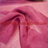 Tela de lino Printingfabric de la naturaleza de la tela de la gata de la tela de la tela de seda para la materia textil del hogar de la cortina de la ropa de los niños de la alineada llena de la alineada