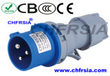 3p 6h IP44 16A Cee / IEC PP / PA New Generation Plug Industrial