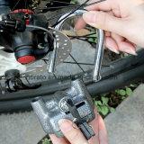 Верхний замок сигнала тревоги мотоцикла обеспеченностью