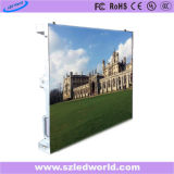 P6, P3 Indoor Rental Full Color Display Screen LED Panel Board für Advertizing