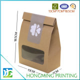 Take Away House Shape Paper Carton Food Bakery Box