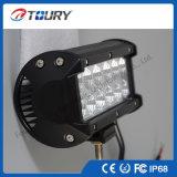 Offroad LED 점화 36W 4X4 크리 사람 LED 일 표시등 막대