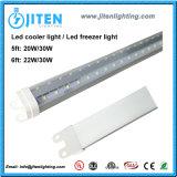Licht des LED-Gefäß-6FT T8 LED für kühleres Gefriermaschine-Lichter/Beleuchtung UL ETL Dlc