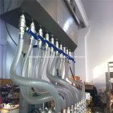 Líquido ácido del pesticida químico automático que embotella la máquina de rellenar anticorrosiva