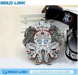 Concessão feita sob encomenda personalizada do corredor da raça do medalhão do metal da medalha da maratona