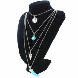 De multi Juwelen van de Halsband van de Tegenhanger van de Manier van de Leeswijzer van de Laag Boheemse Lange Turkooise