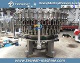 Enchimento de lavagem do refresco Carbonated tampando 3 em 1 máquina