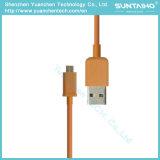 Câble USB2.0 micro de remplissage rapide pour des smartphones
