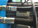 Poinçonneuse d'arc d'embout de tuyau Plm-CH100 pour le tube en acier