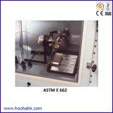 ASTM E 662 Appareil de test de densité de fumée des matériaux solides